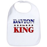 DAVION for king Bib