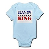 DAVIN for king Onesie