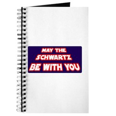 May The Schwartz Be With You Journal