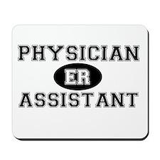 ER Physician Assistant Mousepad