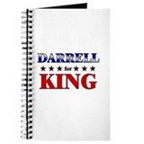 DARRELL for king Journal