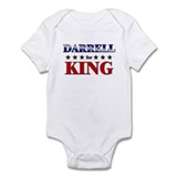 DARRELL for king Onesie