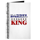 DARREL for king Journal
