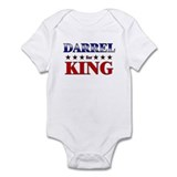 DARREL for king Onesie