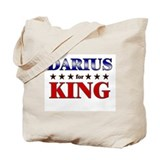 DARIUS for king Tote Bag