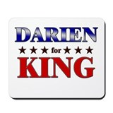 DARIEN for king Mousepad