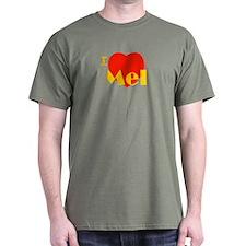 I Love Mel T-Shirt