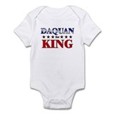 DAQUAN for king Onesie
