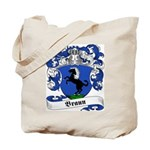 Braun Family Crest Tote Bag