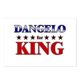 DANGELO for king Postcards (Package of 8)