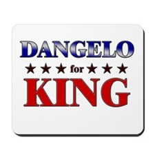 DANGELO for king Mousepad