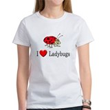 I Love Ladybugs Tee