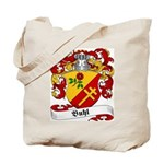 Buhl Family Crest Tote Bag