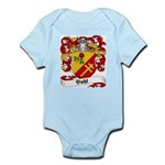Buhl Family Crest Infant Creeper