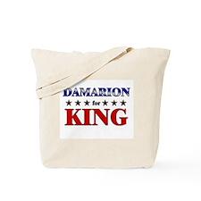 DAMARION for king Tote Bag