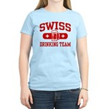 Swiss Drinking Team T-Shirt
