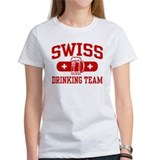 Swiss Drinking Team Tee