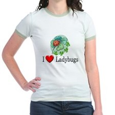 I Love Ladybugs T