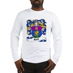 Carl Family Crest Long Sleeve T-Shirt