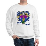 Carl Family Crest Sweatshirt