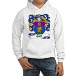 Carl Family Crest Hooded Sweatshirt