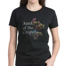 Fireworks Aunt of the Groom Tee
