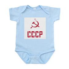Vintage CCCP/USSR Infant Bodysuit