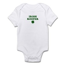 Roofer Infant Bodysuit