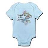 Fireworks Daughter of the Groom Onesie