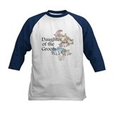 Fireworks Daughter of the Groom Tee