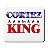 CORTEZ for king Mousepad