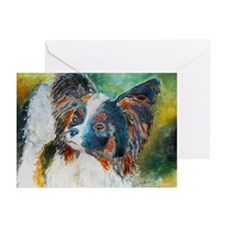 Iris a Papillon Greeting Cards (Pk of 10)
