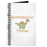 Brontosaurus Thomas Journal
