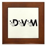 DVM Framed Tile