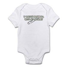 Oakland Baseball Mommy Infant Bodysuit