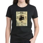 Bonnie Parker Women's Dark T-Shirt