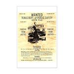 Bonnie Parker Mini Poster Print