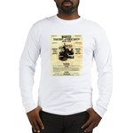 Bonnie Parker Long Sleeve T-Shirt