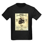 Bonnie Parker Kids Dark T-Shirt