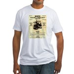 Bonnie Parker Fitted T-Shirt