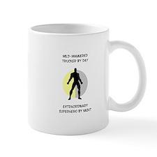 Trucking Superhero Mug