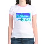 Sushi Jr. Ringer T-Shirt