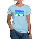 Sushi Women's Pink T-Shirt