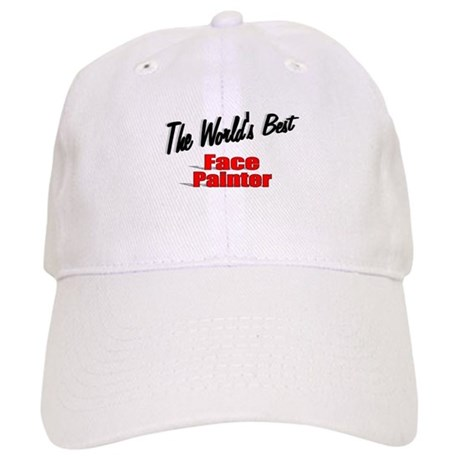 """The World's Best Face Painter"" Cap"