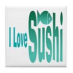 Sushi Tile Coaster