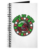 Cinco de Mayo Emblem Journal
