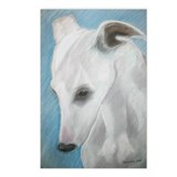 Blues a Whippet Postcards (Package of 8)
