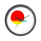 Raul Wall Clock