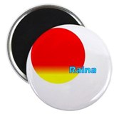 "Raina 2.25"" Magnet (100 pack)"