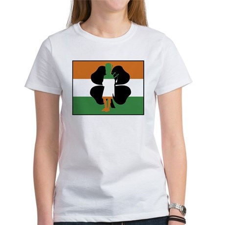 Irish Flag Women's T-Shirt